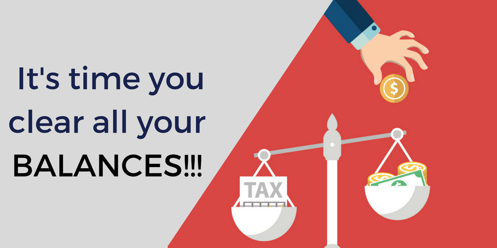 financial Year End. vyapar,accounting software, GST, invoicing software, tax time IT'S TIME YOU CLEAR ALL YOUR BALANCES!!!