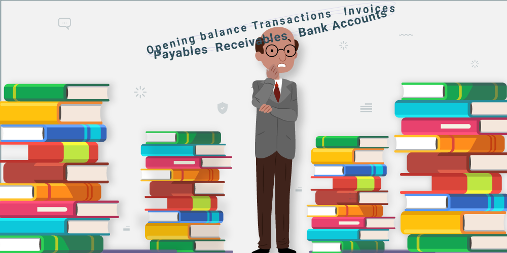 close books, vyapar, financial year end, accounting software, business accounting