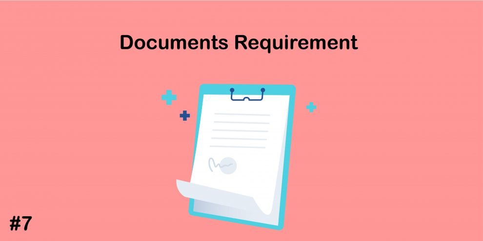 Documents Requirement