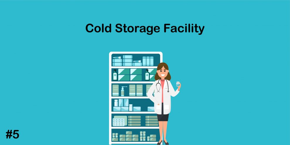 Cold Storage Facility, how to open a chemist shop