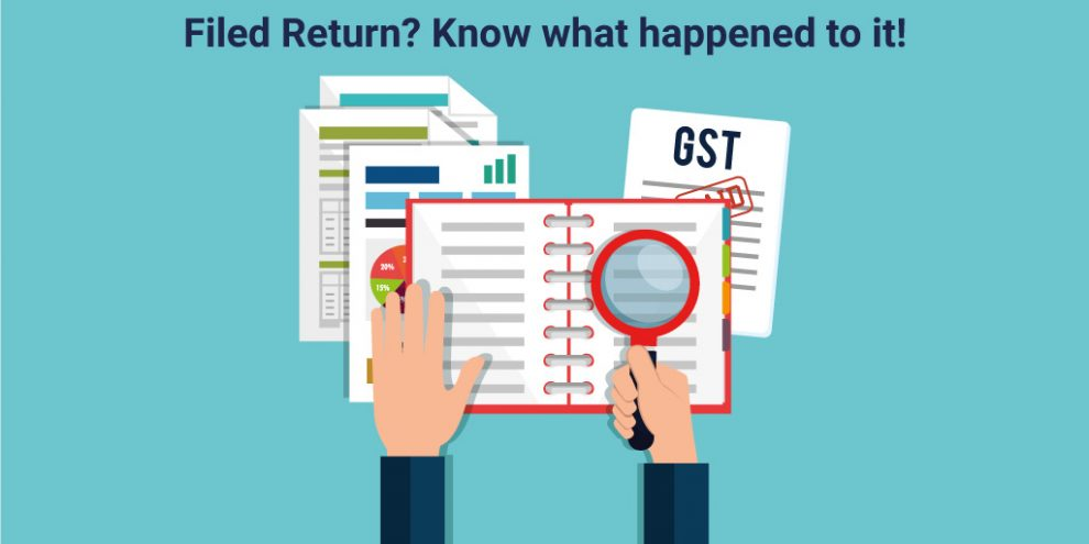 Business accounting, GSTR , tax returns