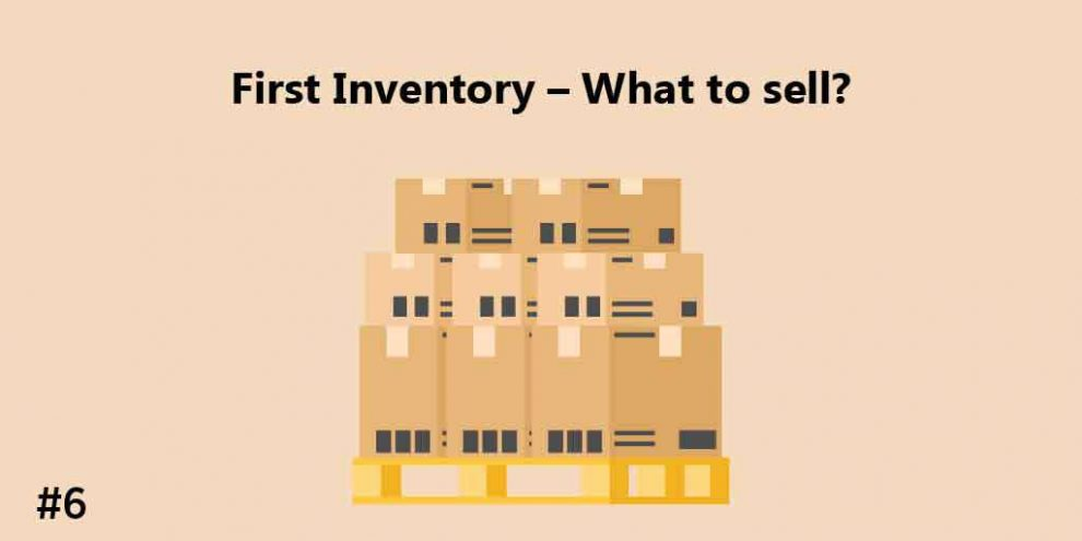 First Inventory - What to sell?, gift business ideas