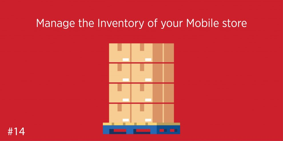 Manage the Inventory of your Mobile store