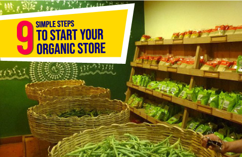 organic food business, organic products business