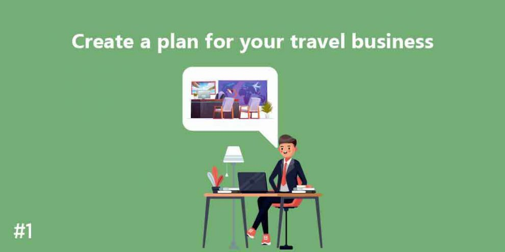 Create a Plan for your Travel Business