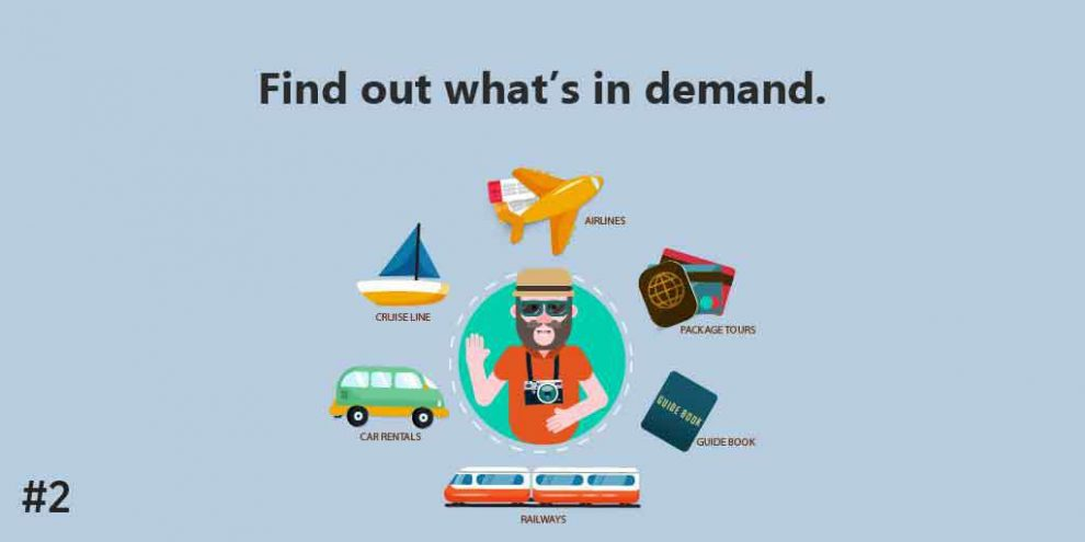 Find out what's in demand.