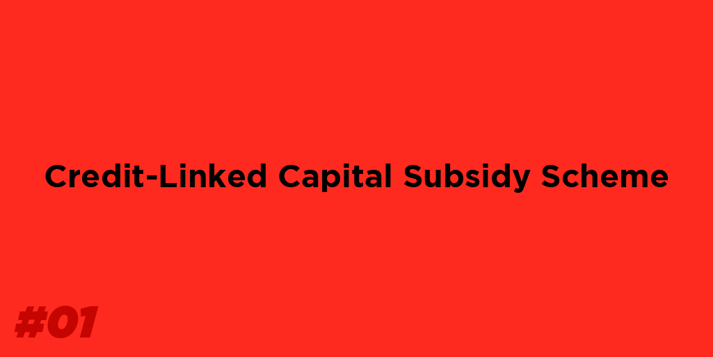 Credit-Linked Capital Subsidy Scheme