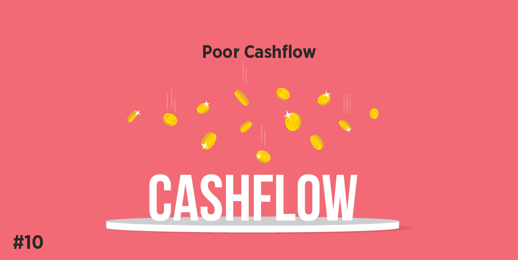 Poor Cash Flow