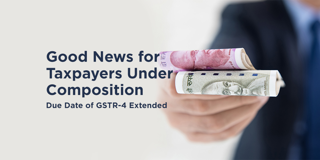 GSTR4, GSTR-4, Taxpayer, Composite Scheme