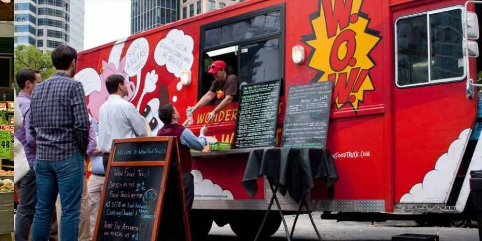 Mobile Food Truck Business | Business Ideas in Bangalore